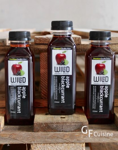 Wild One Apple Blackcurrant Juice