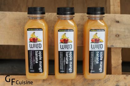 Wild One Apple Mango Banana Juice