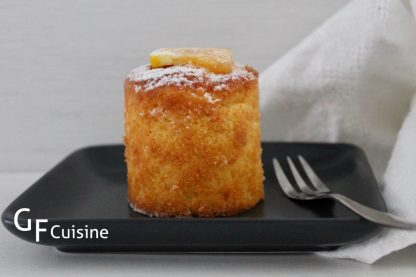 Orange Valencia Cake