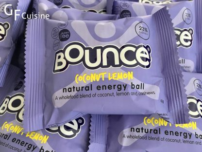 Bounce Coconut Lemon