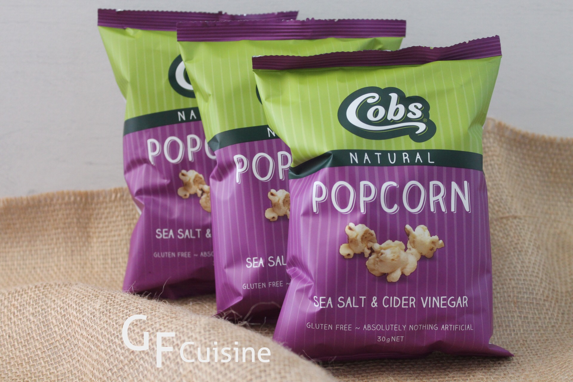 Cobs Popcorn Sea Salt & Cider Vinegar