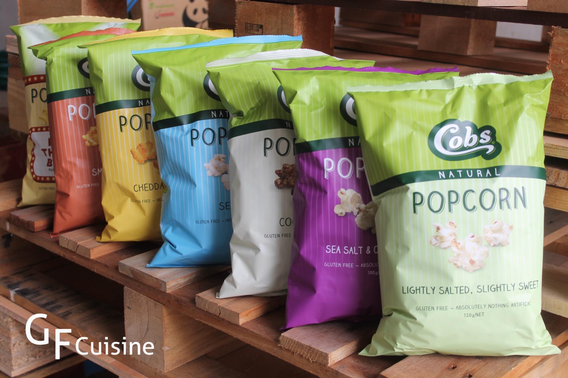Cobs Popcorn Range