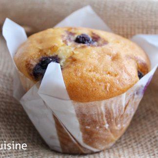 GF4U Blueberry Muffins