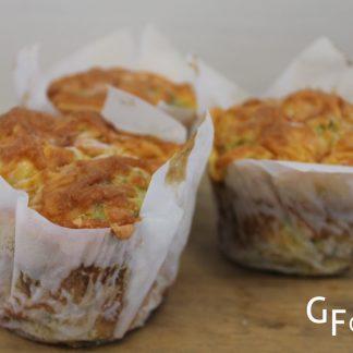 GF4U Spinach & Feta Muffins