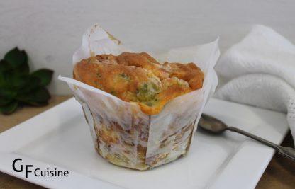 GF4U Spinach & Feta Muffins front