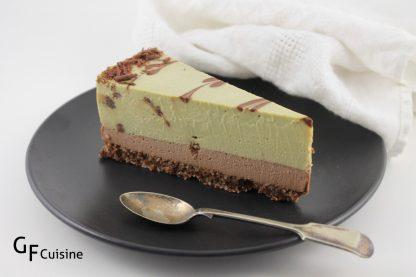 Raw Large Cheezecake